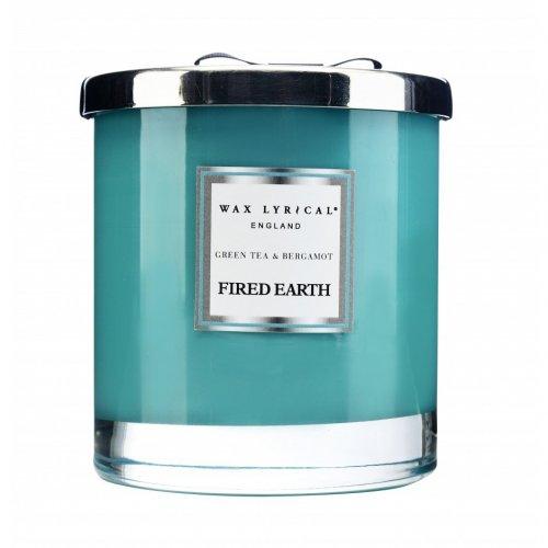 Świeca zapachowa GREEN TEA&BERGAMOT FE0502