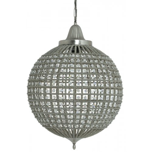Lampa wisząca NICKEL/CRYSTAL 223044919
