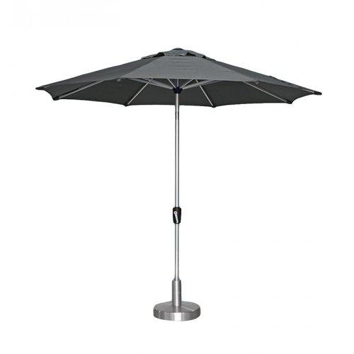 Parasol ASCONA Black Ø270cm firmy Borek