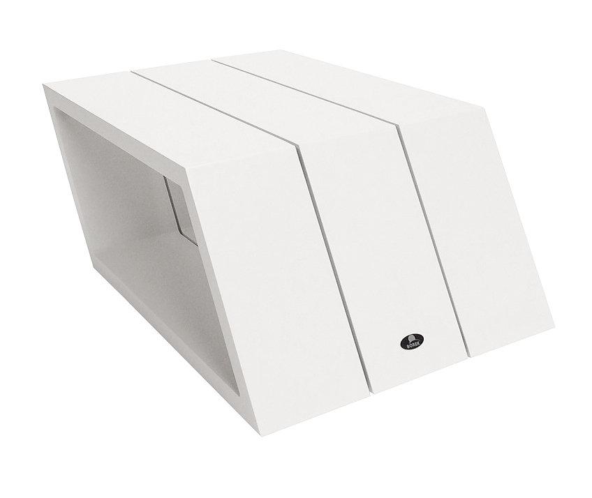 Stolik pomocnik VIKING 7145 White 65x49x31,5cm firmy Borek