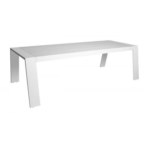 Stół ogrodowy VIKING 7146 White 255x90x75cm firmy Borek