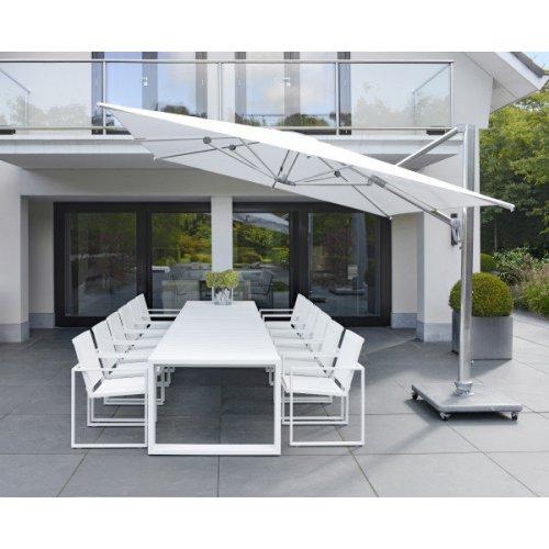 Krzesło ogrodowe JACA 7504 White Firmy Borek
