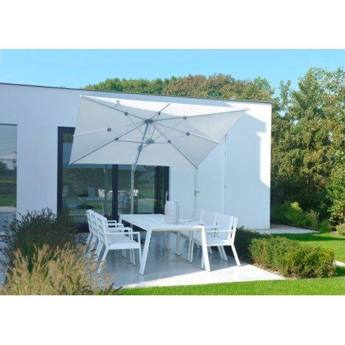 Krzesło ogrodowe VIKING 7140 White 62x71,5x87cm Firmy Borek