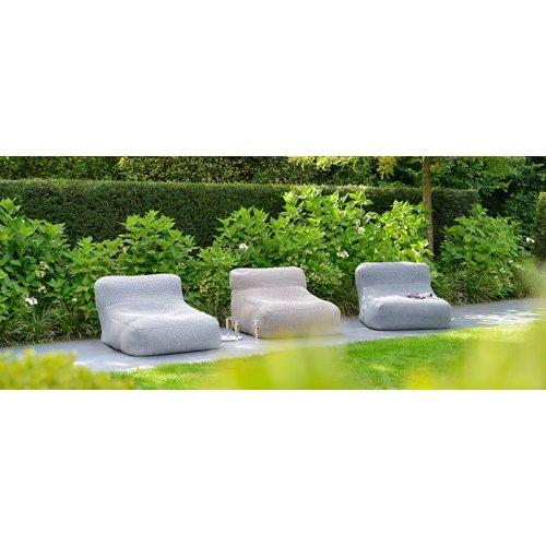 Kolekcja puf ogrodowych LENO Firmy Borek