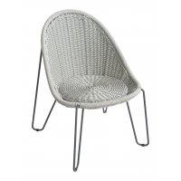 Fotel ogrodowy PASTURO 4346 Iron Grey 63x66x86cm firmy Borek