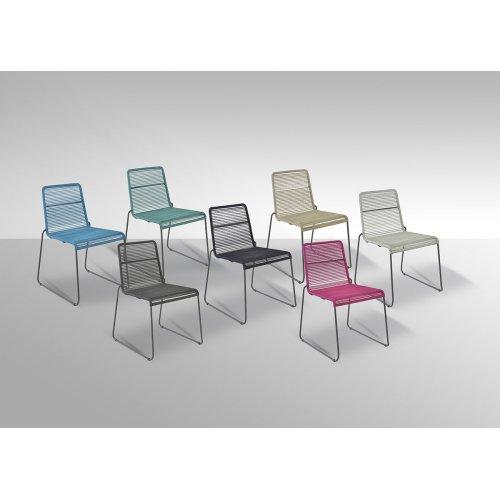 Kolekcja krzeseł ogrodowych SINEU Firmy Borek