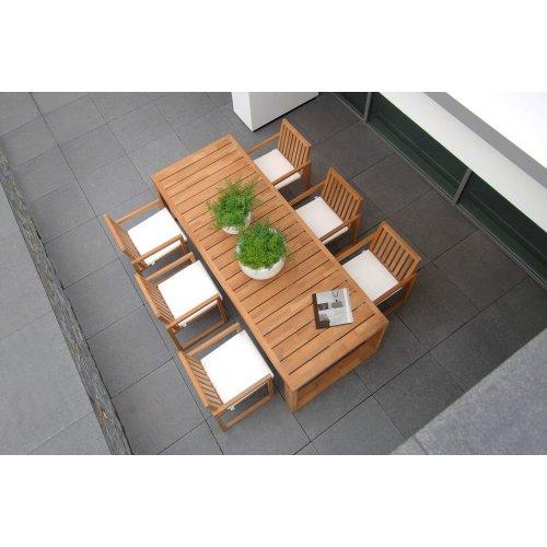 Fotel ogrodowy MIAMI BEACH 5301 Firmy Borek