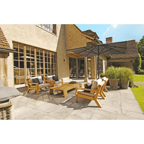 Fotel ogrodowy VIKING Lounge 5491 Firmy Borek