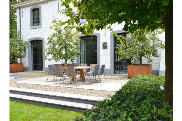 Fotel ogrodowy FERRAGUDO 4400 Slate 62,5x66x89cm firmy Borek