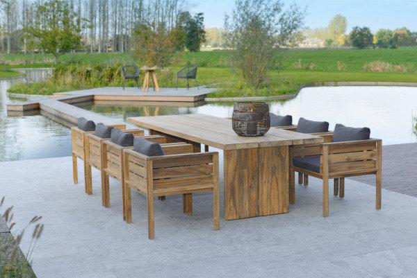 Fotel ogrodowy SEVILLA 5580 62x65x68,5cm firmy Borek