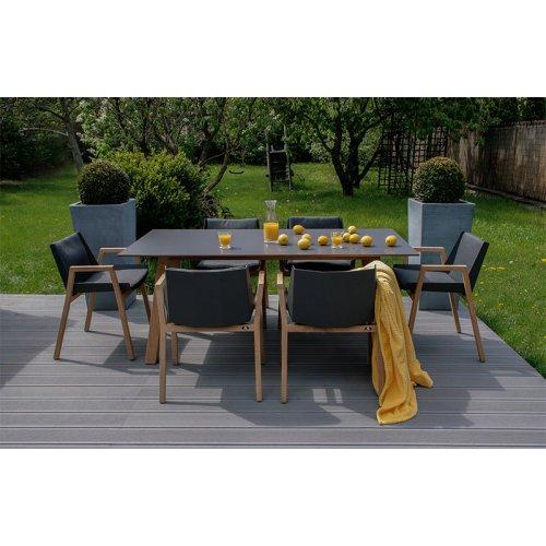 Fotel ogrodowy CHIOS 5602 Firmy Borek