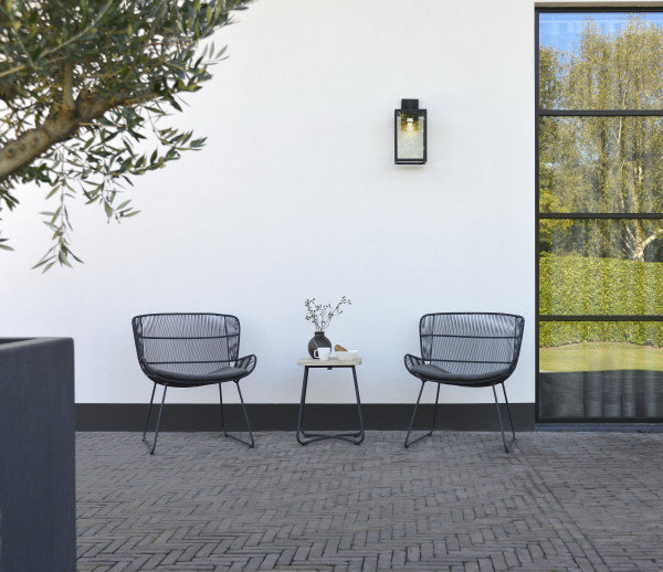 Fotel ogrodowy FAYE Lounge M4021 Anthracite firmy MAX&LUUK
