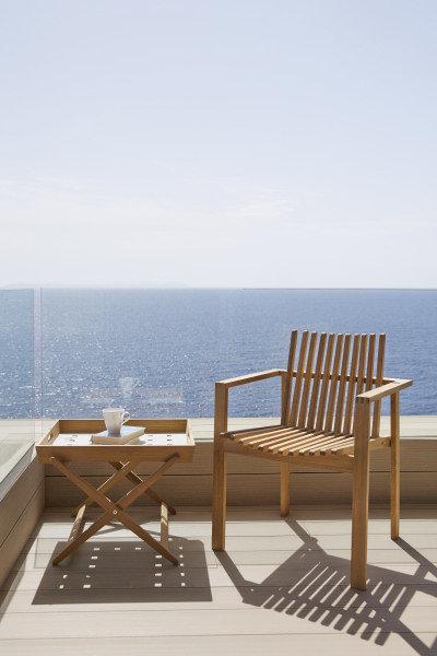 Fotel ogrodowy AMAZE lounge 4402T firmy Cane-line