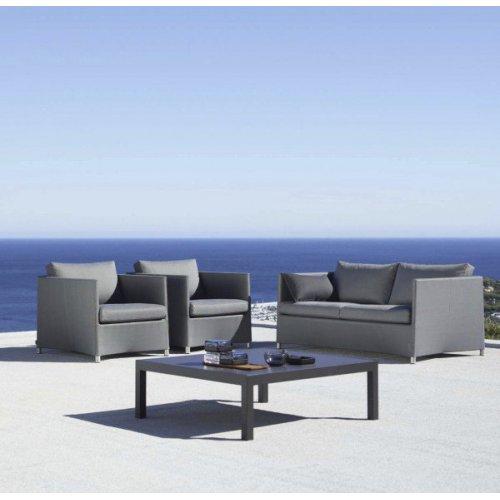 Sofa ogrodowa DIAMOND 8502TXSG firmy Cane-line