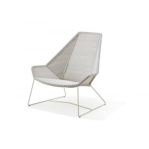 Fotel ogrodowy BREEZE Highback 5469LW 98x98x101cm firmy Cane-line