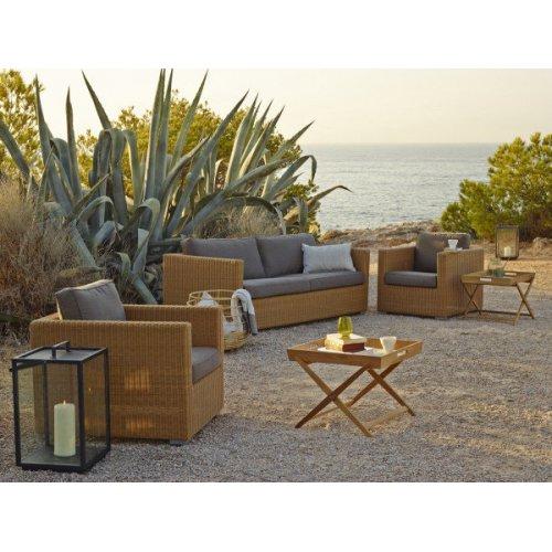 Fotel ogrodowy CHESTER 5490U firmy Cane-line