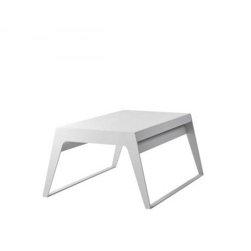 Stolik ogrodowy CHILL-OUT Single 5023AW 66x90x40cm firmy Cane-line