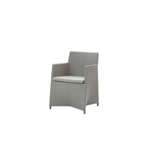 Fotel ogrodowy DIAMOND 8401TXSL firmy Cane-line