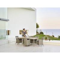 Fotel ogrodowy HAMPSTED 5430LT 57x60x86cm firmy Cane-line