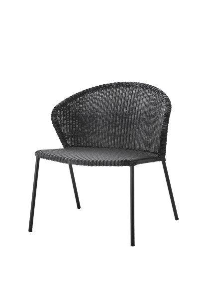 Fotel ogrodowy LEAN lounge 5413LS 70x69x74cm firmy Cane-line