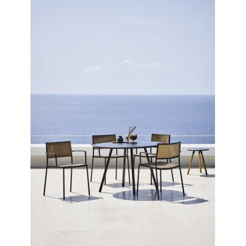 Fotel ogrodowy LESS 11430ALDU firmy Cane-line