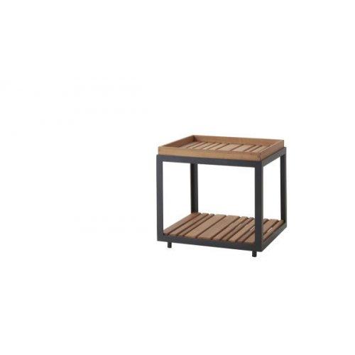 Stolik ogrodowy LEVEL 5007ALT firmy Cane-line