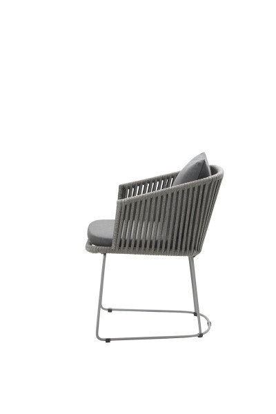 Fotel ogrodowy MOMENTS 7441ROG 59x64x76cm firmy Cane-line