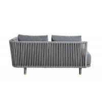 Sofa ogrodowa MOMENTS moduł lewy 7541ROGAITG firmy Cane-line