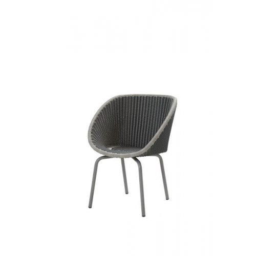 Fotel ogrodowy PEACOCK 5454GIAL 61x61x80cm firmy Cane-line