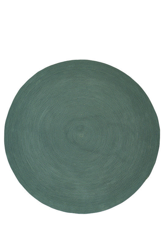 Dywan ogrodowy INFINITY green 73200Y176 Ø200cm firmy Cane-line