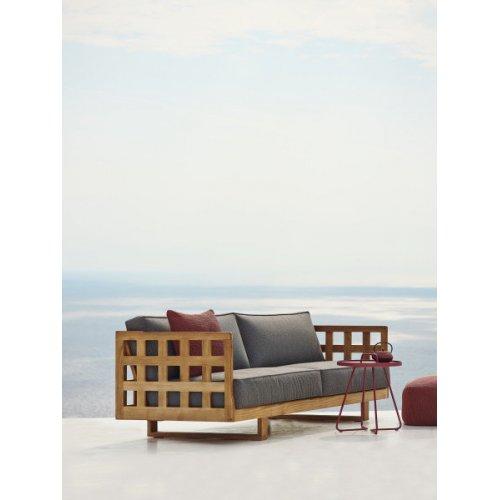 Sofa ogrodowa SQUARE 4523TSFTG firmy Cane-line