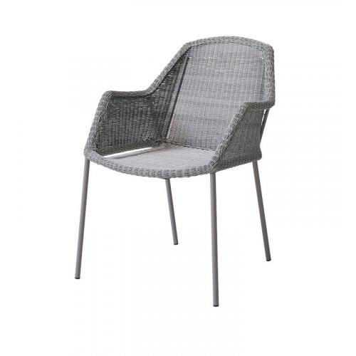 Fotel ogrodowy BREEZE 5464LI 60x83x62cm firmy Cane-line