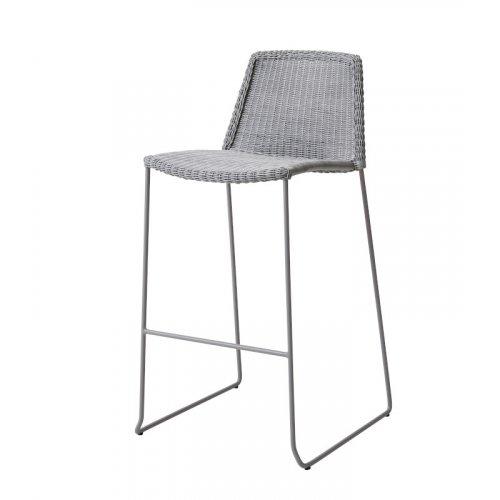 Krzesło barowe BREEZE 5465LI 53x101x53cm firmy Cane-line