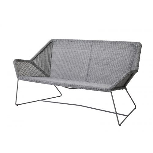 Sofa ogrodowa dwuosobowa BREEZE 5567LI 154x78x76cm firmy Cane-line