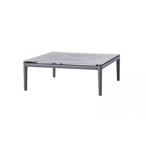 Stolik ogrodowy CONIC 5038AI 75x75x28cm firmy Cane-line