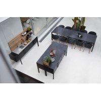 Stół obiadowy rozkładany ogrodowy DROP 50407AI/AL 200-320x100x73,5cm firmy Cane-line