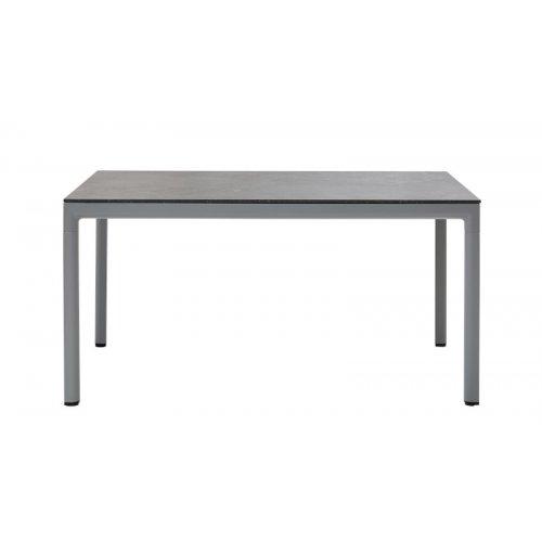 Stół obiadowy ogrodowy DROP 50403AI/ALPO403COB 150x90x74,7cm firmy Cane-line