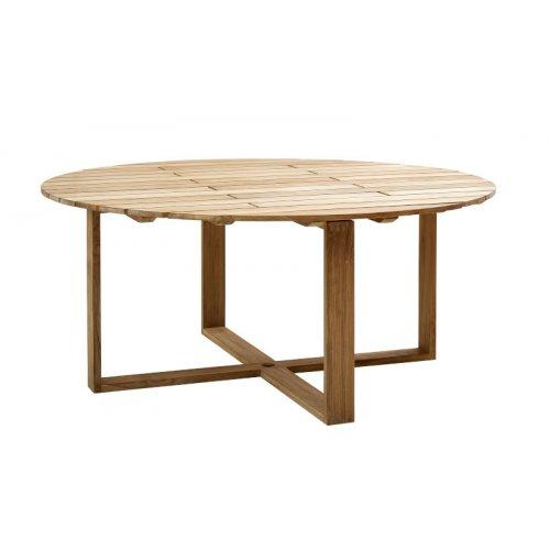 Stół ogrodowy teakowy ENDLESS 5072T Ø170x74cm firmy Cane-line