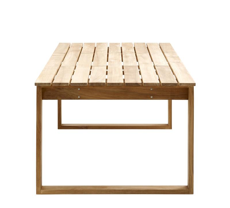 Stół ogrodowy teakowy ENDLESS 5074T 240x100x73,5cm firmy Cane-line