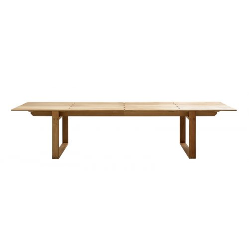 Stół ogrodowy teakowy ENDLESS 5076T 332x100x73,5cm firmy Cane-line