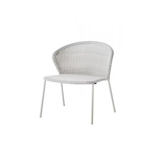 Fotel ogrodowy LEAN lounge 5413LW 70x69x74cm firmy Cane-line