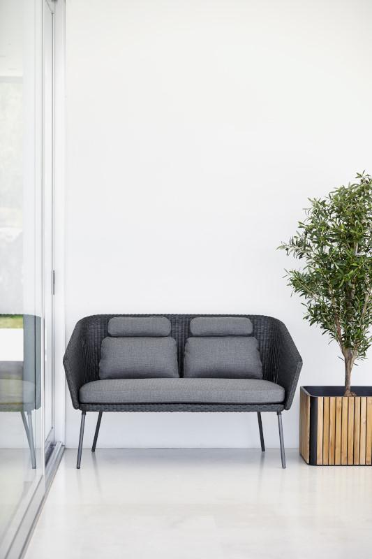 Sofa ogrodowa MEGA 55101LG 175x65x83,5cm firmy Cane-line