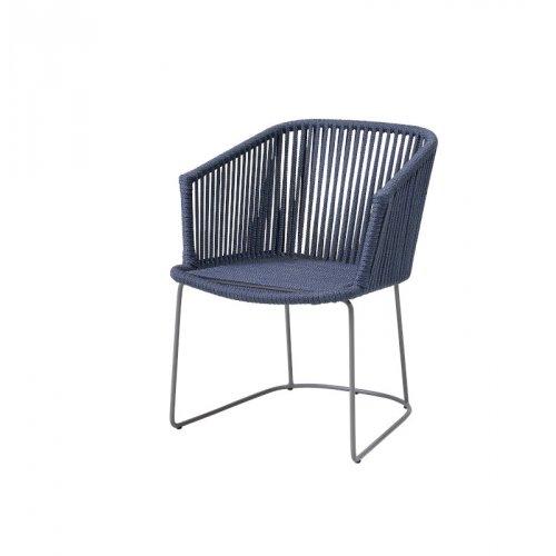 Fotel ogrodowy MOMENTS 7441ROB 59x64x76cm firmy Cane-line