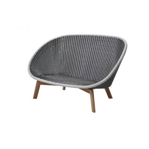 Sofa ogrodowa PEACOCK 5558GIT 151x99,5x94cm firmy Cane-line