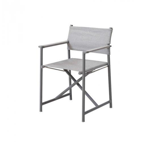 Fotel ogrodowy STRUCT 8415AITL 53x56x122cm firmy Cane-line