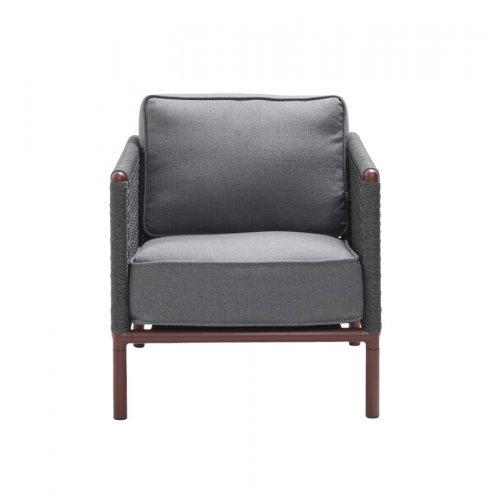 Fotel ogrodowy ENCORE 5470BRAIG firmy Cane-line
