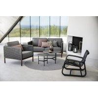 Sofa ogrodowa ENCORE 5571BRAIG firmy Cane-line
