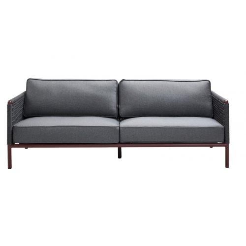 Sofa ogrodowa ENCORE 5570BRAIG firmy Cane-line