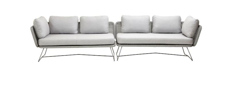 Sofa HORIZON lewy prawy 5506LISL 158x85x66cm firmy Cane-line