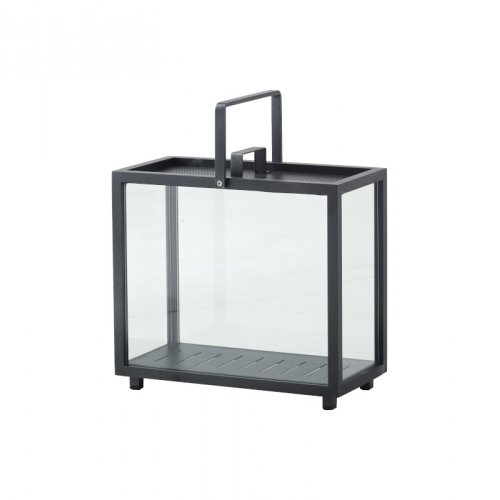 Lampion ogrodowy LIGHTHOUSE 5726AL firmy Cane-line